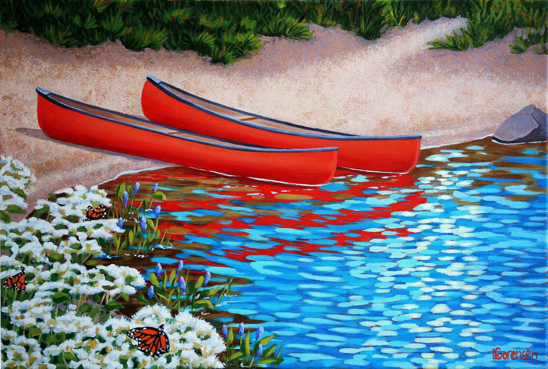 Linda Sorensen, Artist